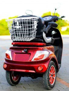 изософт-електрически-триколки-F10A-багажник
